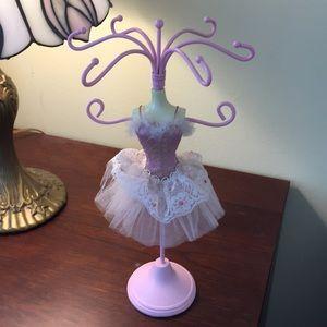 Other - Ballerina jewelry holder
